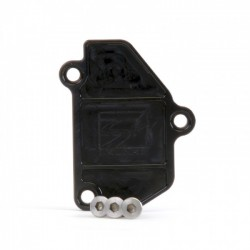 Skunk2 VTEC Block-Off Plate - B Series - Black