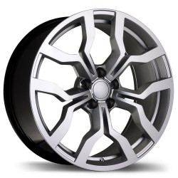 "Replika 17"" Wheel Set Audi Volkswagen 5x112 +45mm"