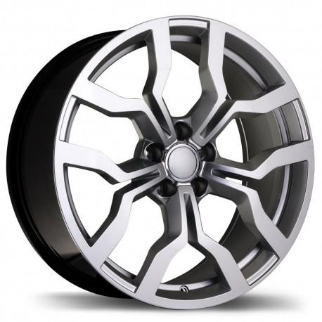 """Replika 17"""" Wheel Set Audi Volkswagen 5x112 +45mm"""