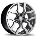 """17"""" Replika Wheel Set Audi Volkswagen 5x112 +45mm"""
