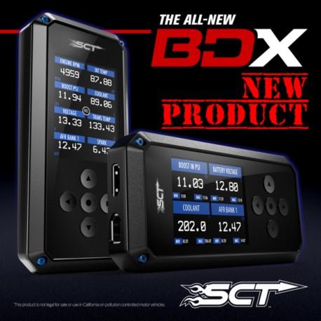 SCT BDX Tuner Ford Jeep Dodge Chevrolet Chip Programmer
