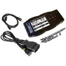 SCT X4 Power Flash Programmer Dodge Ram 1500 2011-2016