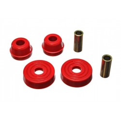 Energy Strut Mount Bushing Red Polyurethane 1983-2004 Ford Mustang