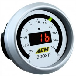AEM Boost Gauge Digital