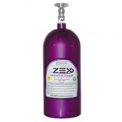 Zex Nitrous Oxide Bottle (10 pounds) Purple