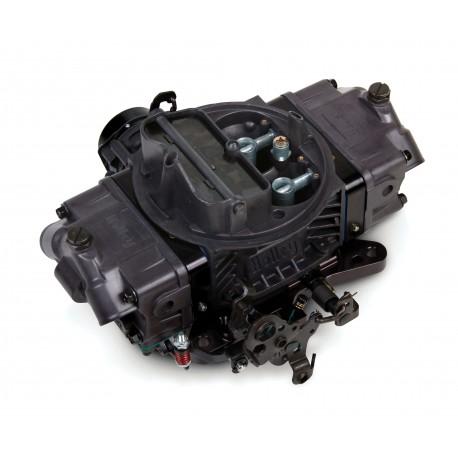 Holley Carburetor Ultra Double Pumper 4 Barrel 650 CFM Square Bore Flange Electric Choke