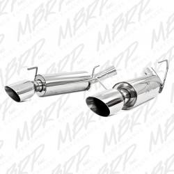 MBRP Axle Back 05-10 Mustang GT GT500 Exhaust Muffler Kit