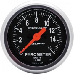 Auto Meter EGT Pyrometer