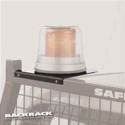Backrack Headlight Bracket Use On BackRack Model Racks 6.5 Inch Black Without Light