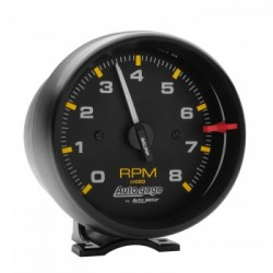 "Auto Meter 3-3/4"" Tachometer Auto Gage"