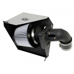 AFE Magnum FORCE Stage-2 Pro DRY S Cold Air Intake System Audi A4 (B7) 2006-2008 2.0L