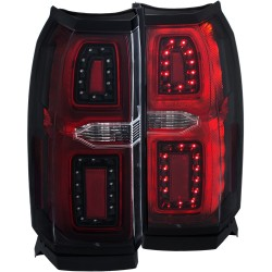 Anzo Chevrolet Tahoe/Suburban 2015-2018 G2 L.E.D Tail Lights Clear Lens
