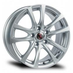 """Ixion Wheel Set 16"""" Honda Mazda Kia Hyundai Mitsubishi Silver"""