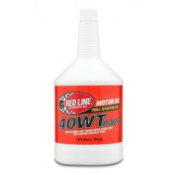 Red Line Synthetic Race Oil 40WT 15w40