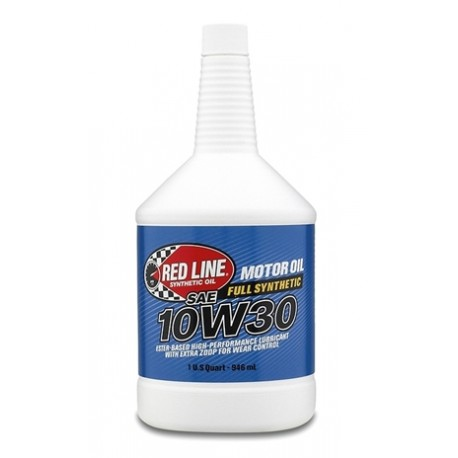 Red Line Synthetic Motor Oil 10w30