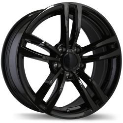 "17"" Replika Wheel Set BMW 17x8 5x120mm +35"