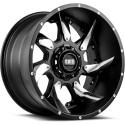 "20"" Wheel Set Grid GD01 Ford F150 Silverado Sierra Tahoe Yukon 6x135 & 6x139.7 20x9 +15mm"