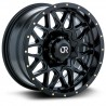 "20"" Wheel Set Ford F150 RTX Canyon Satin Black 20x9 +10mm"