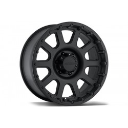 "17"" Wheel Set Jeep Wrangler JK JL Pro Comp 7032 17x9 -6mm"
