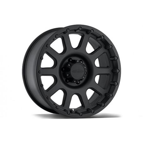 "17"" Wheel Set Jeep Wrangler JK JL Pro Comp 7032 17x9 -6mm"