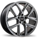 "17"" Wheel Set 2006+ Honda Civic Acura Fast Tactic 17x7.5 +40mm"