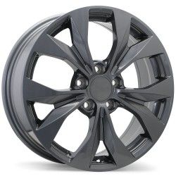 "17"" Wheel Set 2006+ Honda Civic Acura Replika R192 17x7 +45mm"