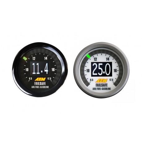 AEM Wideband UEGO Failsafe Air/Fuel Ratio / Boost Gauge