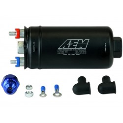 AEM Inline Fuel Pump High Flow 400LPH