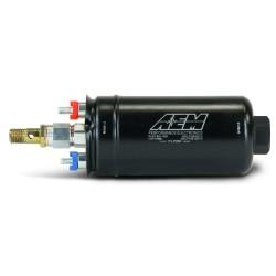 AEM Metric Inline Fuel Pump High Flow 400LPH