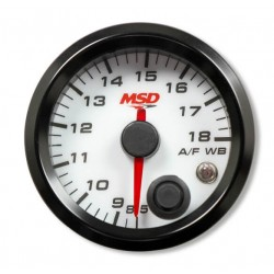 MSD Air Fuel Ratio Gauge Wideband O2 Kit