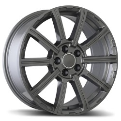 "18"" Wheel Set Replika R193 Mercedes ML 5x112 18x8 +30mm Gunmetal"