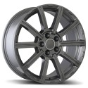 "18"" Wheel Set Replika R193 Mercedes ML 5x112 18x8 +30mm Gunmetal"
