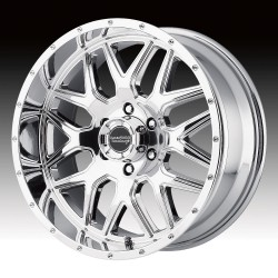 "20"" Wheel Set AR910 20x9 6x139.7 +18mm Chrome"