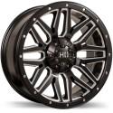 "20"" Fast Wheel SET Chevrolet Silverado GMC Sierra 2500 3500 8x180mm 20x9 +15mm"