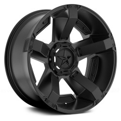 "20"" Wheel Set XD Rockstar II 20x9 6x135 6x139.7"
