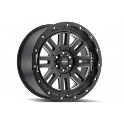 "20"" Pro Comp Wheel Set Ford F150 6x135 20x9 Satin Black Milled Accent"