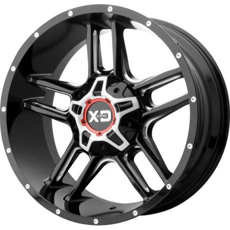 "20"" XD Series Clamp Ford F150 Silverado Sierra 6x135 6x139.7 20x9 +18mm"