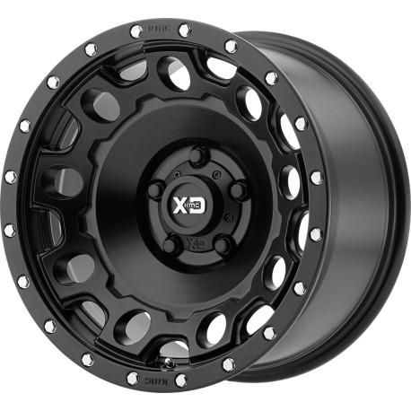 """17"""" XD Series Holeshot Silverado Sierra Ram 1500 6 Lug 6x139.7 17x9 -12mm offset"""