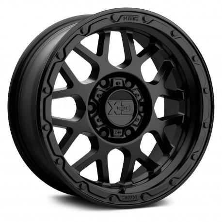 """20"""" XD Series Silverado Sierra Tahoe Yukon Ram 6 LUG 20x9 +18mm Matte Black"""