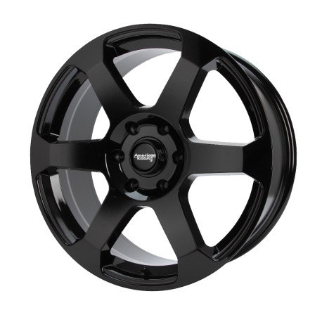 "20"" Wheel Set  AR931 Toyota Tundra Gloss Black 5x150 20x8.5 +30"