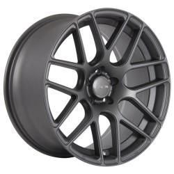 """19"""" RTX Wheel Set Envy 19x8.5 5x108 +38mm Matte Gunmetal"""