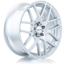 "19"" RTX Wheel Set BMW Mercedes Audi Silver 5x112 19x8.5 +40mm"