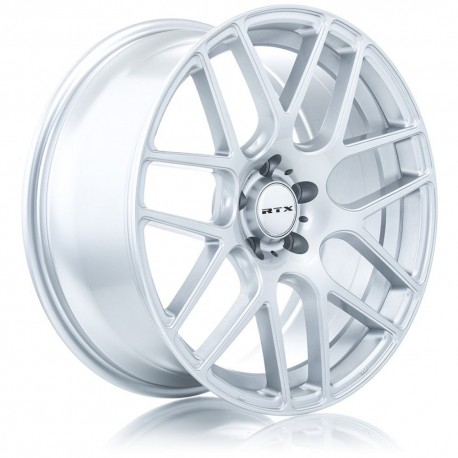 "19"" RTX Wheel Set BMW Mercedes Audi Silver 5x112 19x8.5 +40mm"