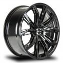 "22"" RTX Wheel Set Aviator NX300 QX50 QX60 Pathfinder Black 5x114.3 22x9.5 +35"