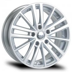 """17"""" Wheel Set Subaru Forester WRX Legacy Silver 5x114.3 17x7.5 +42"""