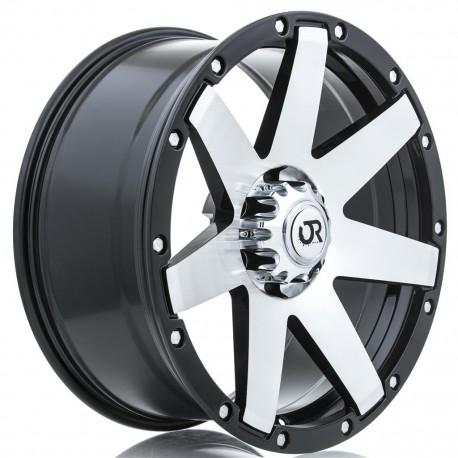 "17"" RTX Wheel Set Jeep Wrangler JK JL 5x127 17x8.5 +5mm"