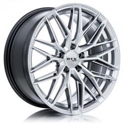 "18"" RTX Wheel Set Audi Mercedes Volkswagen Silver 18x8.5 +45"