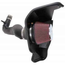 K&N Cold Air 18-19 Mustang  2.3L Ecoboost Intake System