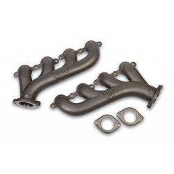 "Hooker LS Swap Exhaust Manifold Natural Cast 2.25"" Outlet"