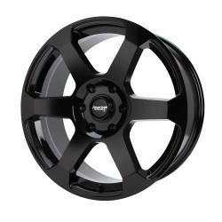 "20"" Wheel Set 2015+ Colorado Canyon AR931 Gloss Black 20x8.5 +15mm"